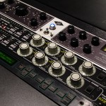 UA 6176, Empirical Labs Distressors, Yamaha SPX 90